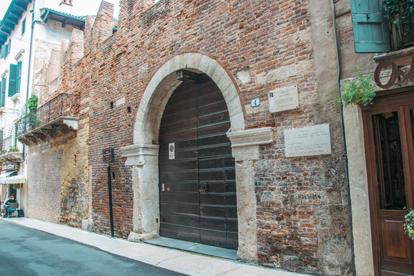 Casa di Romeo in Verona