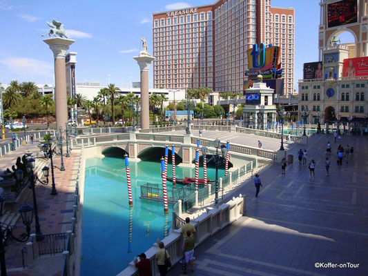 Venetian Resort in Las Vegas