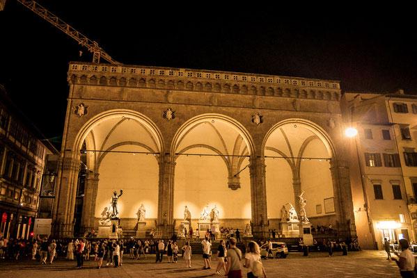 Florenz bei Nacht
