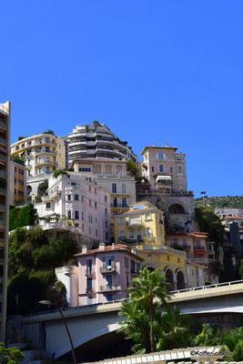 Monaco Innenstadt