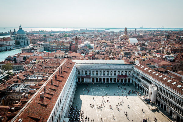 Markuspalast in Venedig