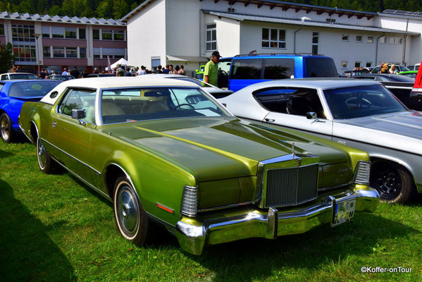 Lincoln Continental Mark IV 70er Jahre