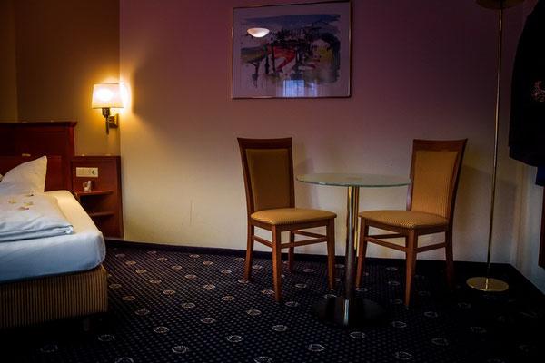 Die Zimmer des Landhotels Hallnberg in Walpertskirchen
