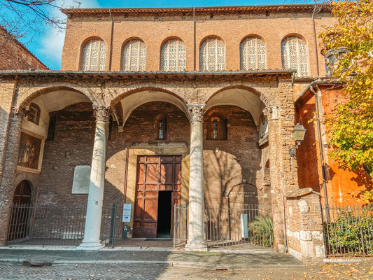Santa Maria Cosmedin Kirche in Rom