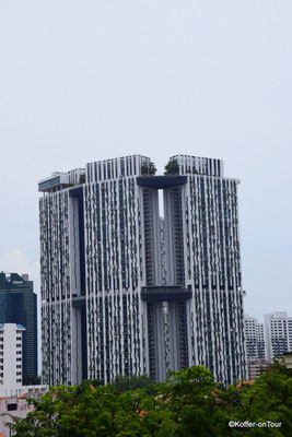 The Pinnacle Duxton in Singapur