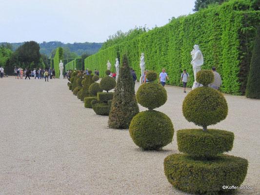 Park von Schloss Versailles
