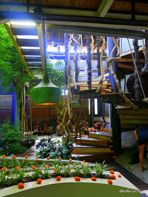 Clear Cafe in Ubud