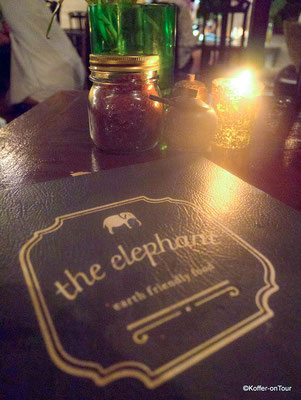 The Elephant in Ubud