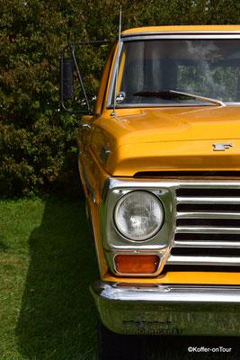 Ford pick up F150 80er Jahre