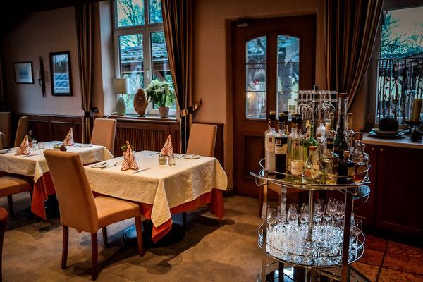 Restaurant Maximillians im Landhotel Hallnberg