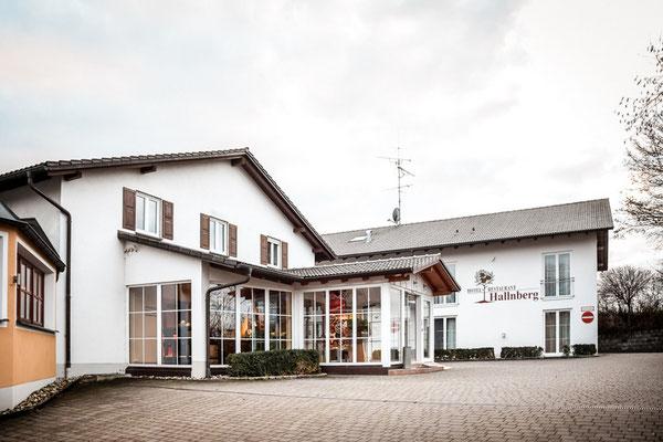 Das Landhotel Hallnberg in Walpertskirchen