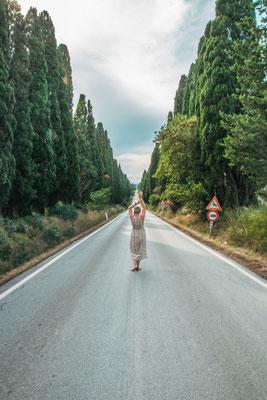 Instagram Fotospots in der Toskana