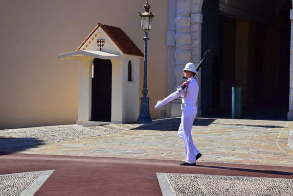Fürstenpalast in Monaco