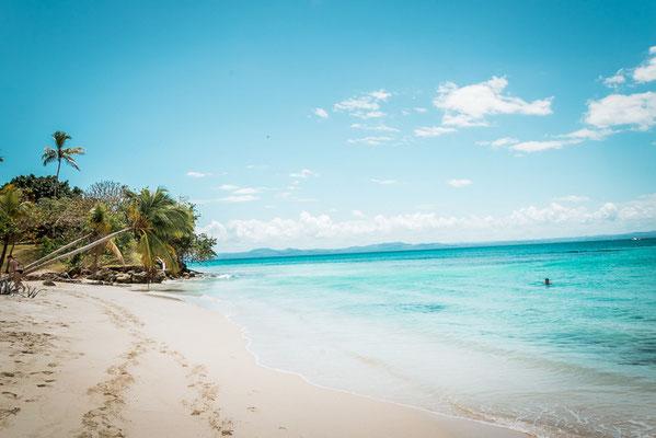 Samana , Cayo Levantado, Dominikanische Republik