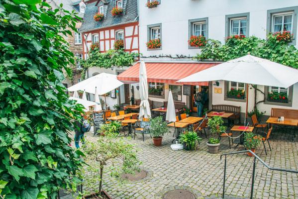 Marktplatz in Beilstein
