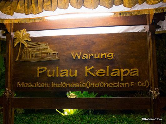 Pulau Kelapa in Ubud