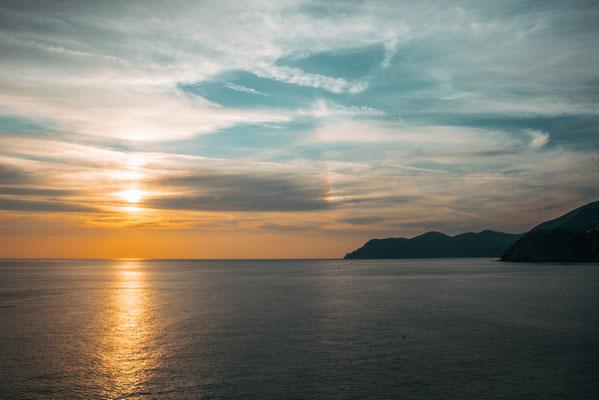 Manarola in der Cinque Terre