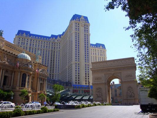Hotel Paris in Las Vegas