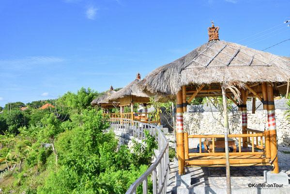 Boga Segara Villa and Resto auf Nusa Penida