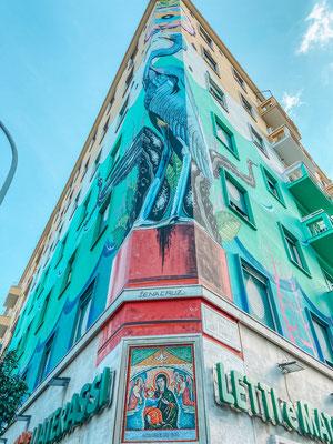 Stadtviertel Testaccio in Rom