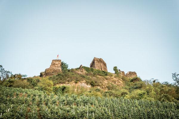Burg von Metternich in Beilstein