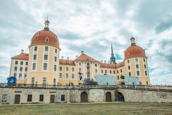 Schloß Moritzburg in Dresden