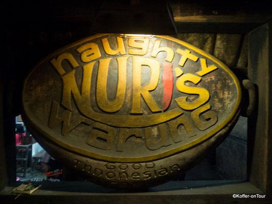 Nuris Warung in Ubud