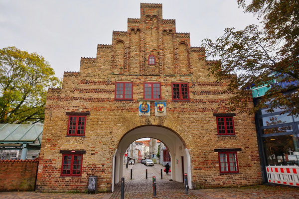 Flensburg in Deutschland