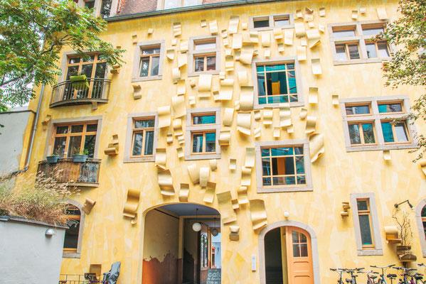 Kunst in Neustadt in Dresden