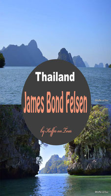 James Bond Felsen Thailand