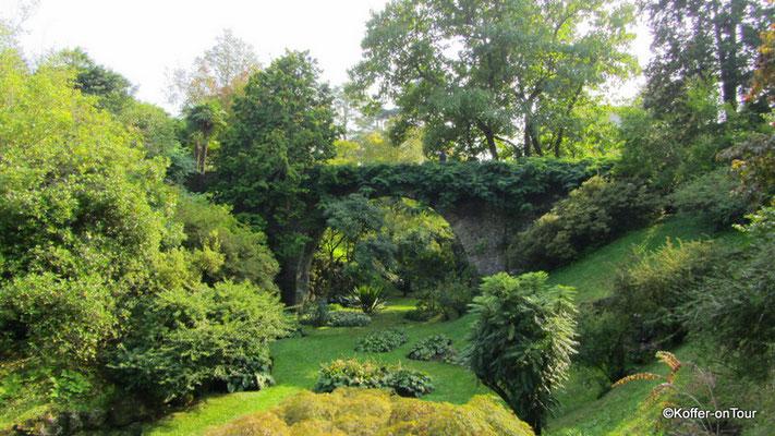Botanischer Garten am Lago Maggiore