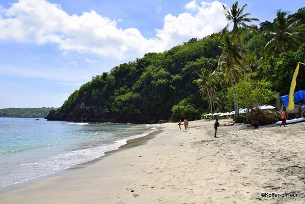 Crystal Beach auf Nusa Penida