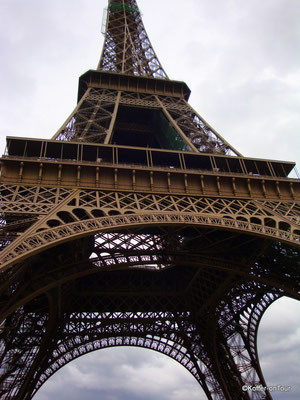 Eiffelturm in Paris