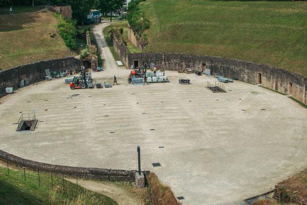 Amphittheater in Trier