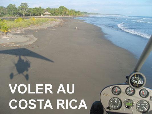 Voler au Costa Rica
