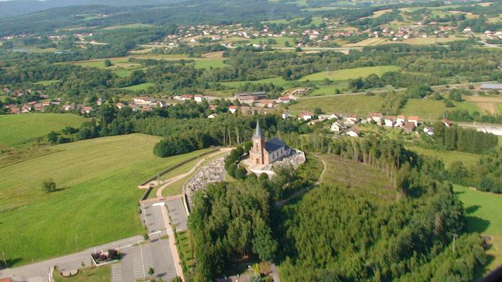 Eglise de St-Michel/Meurthe