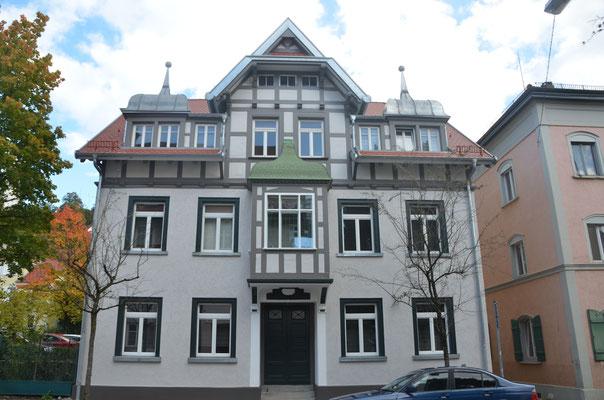Vorderseite Seestraße 3 - Bild: Dr. Dietmar Hawran
