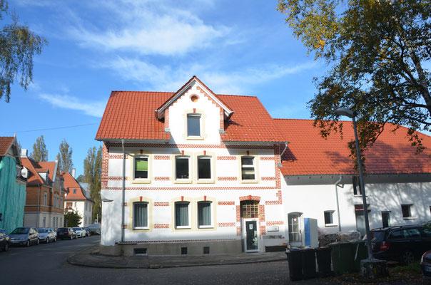"""Wohn- und Geschäftshaus """"Steinzeit"""" - Bild: Dr. Dietmar Hawran"""