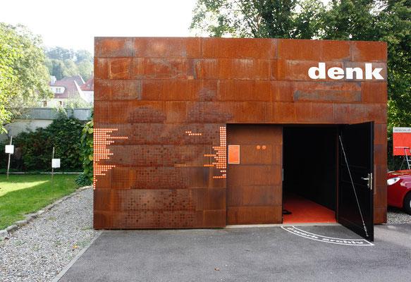 Foto: D-Werk, Eingang zum Archiv