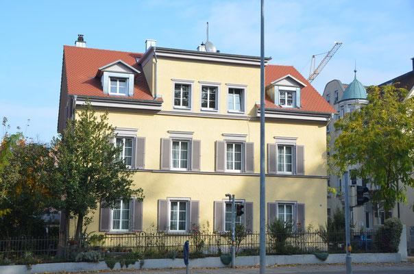 Foto: Dr. Dietmar Hawran, Gesamtansicht von der Schussenstraße