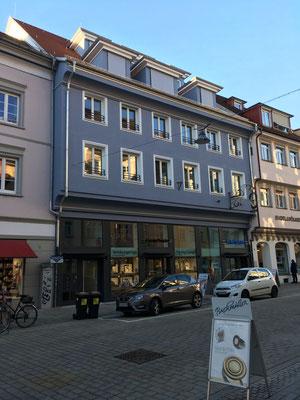 Volksbank Ravensburg, Kirchstr. 7 - Foto: Dr. Dietmar Hawran