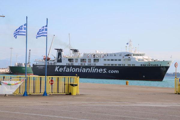 Hafen von Kylini