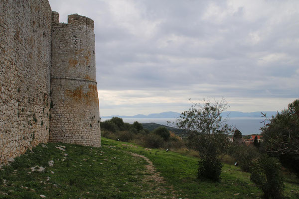 Kastro Burg