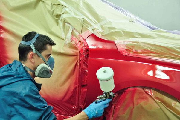 Autoaufbereitung in München und Eching