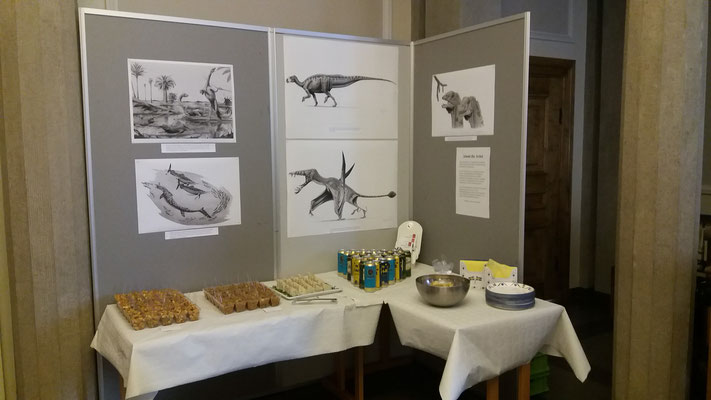 5th mosasaur meeting icebreaker party