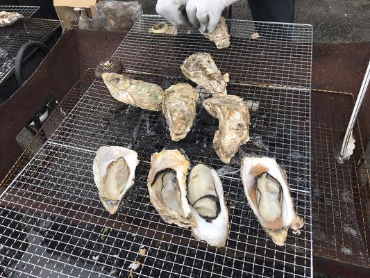 大金運輸仙台北部支店芋煮会