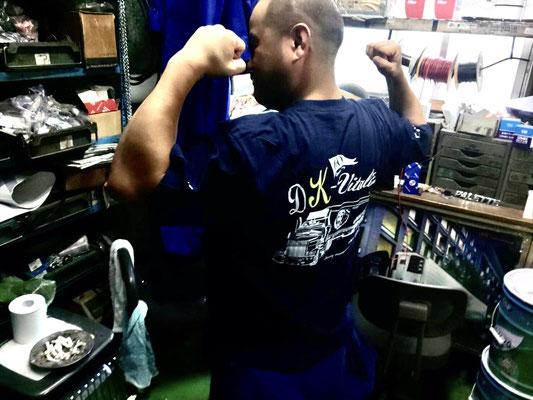 大金運輸 60周年記念Tシャツ