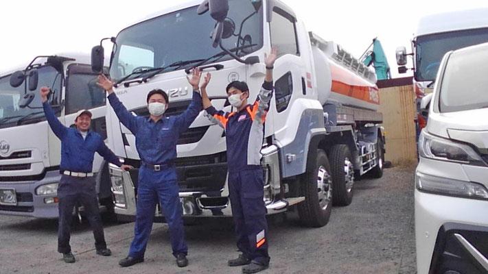 大金運輸 トラックドライバー