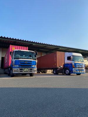 大金運輸 大型トラック