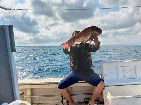 大金運輸 釣り部